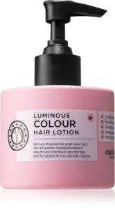 Maria Nila Luminous Colour Creme zum Schutz der Haarfarbe bei Hitzebehandlungen