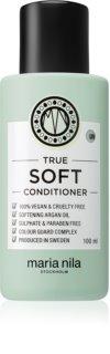 Maria Nila True Soft hydratační kondicionér pro suché vlasy