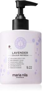 Maria Nila Colour Refresh Lavender Sanfte nährende Maske ohne permanente Farbpigmente