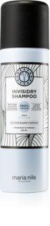 Maria Nila Style & Finish suchý šampón pre mastné tmavé vlasy