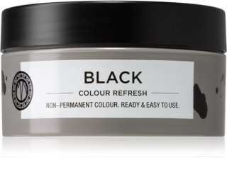 Maria Nila Colour Refresh Black jemná vyživujúca maska bez permanentných farebných pigmentov