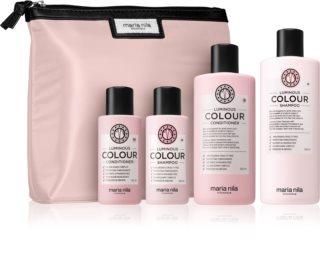 Maria Nila Luminous Colour Kosmetik-Set  für gefärbtes Haar