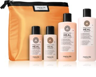 Maria Nila Head and Hair Heal kosmetická sada (proti lupům a vypadávání vlasů) pro ženy