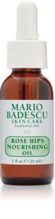 Mario Badescu Rose Hips Nourishing Oil Facial Antioxidant Oil Serum Med nyponolja