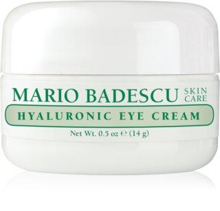 Mario Badescu Hyaluronic Eye Cream Fuktgivande och lugnande ögonkräm  med hyaluronsyra