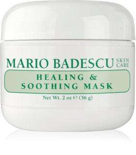 Mario Badescu Healing & Soothing Mask Lindrande mask För fet och problematisk hud