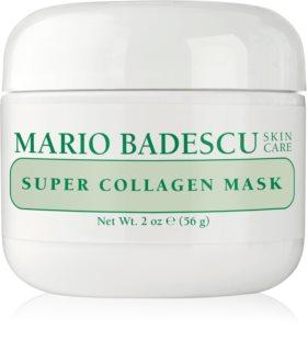Mario Badescu Super Collagen Mask Kirkastava Kohottava Kasvonaamio Kollageenin kanssa