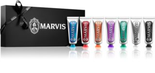 Marvis Flavour Collection Ensemble de soins dentaires III.