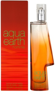 Masaki Matsushima Aqua Earth Homme eau de toilette per uomo