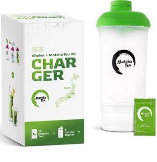 Matcha Tea BIO Charger Z500 cestovní sada