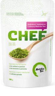 Matcha Tea Chef BIO zelený čaj v prášku