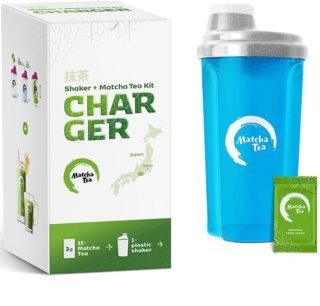 Matcha Tea BIO Charger S500 cestovní sada