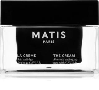 MATIS Paris The Cream Tagescreme gegen Hautalterung mit Kaviar