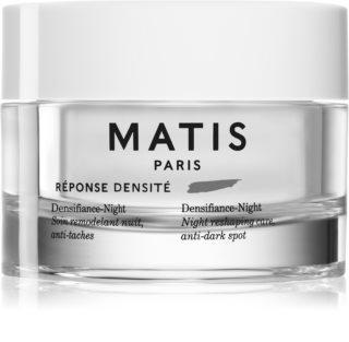 MATIS Paris Réponse Densité Densifiance-Night Nachtcreme gegen Falten