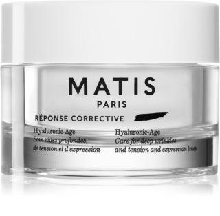 MATIS Paris Réponse Corrective Hyaluronic-Age Ansiktskräm För djupa rynkor