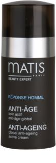 MATIS Paris Réponse Homme Global Anti-Ageing Active Cream дневной и ночной крем против морщин