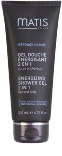 MATIS Paris Réponse Homme żel i szampon pod prysznic 2 w 1