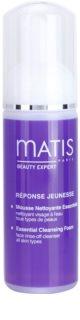 MATIS Paris Réponse Jeunesse очищающая пенка для всех типов кожи лица