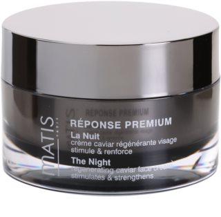MATIS Paris Réponse Premium nočný regeneračný krém proti stresu
