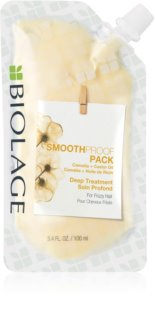 Biolage Essentials SmoothProof Deep-Cleansing Mask For Unruly And Frizzy Hair
