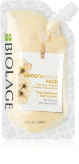 Biolage Essentials SmoothProof hloubková maska pro nepoddajné a krepatějící se vlasy