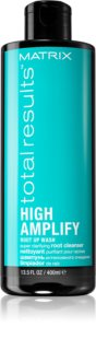 Matrix Total Results High Amplify tiefenreinigendes Shampoo