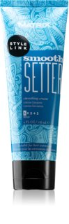 Matrix Style Link Smooth Setter Smoothing Cream for Hair