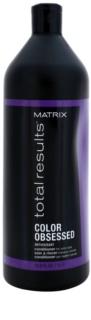 Matrix Total Results Color Obsessed balsam pentru păr vopsit