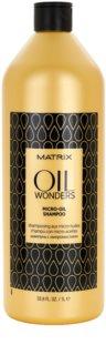 Matrix Oil Wonders Amazonian Murumuru Mikro-Öl Shampoo für glänzendes und geschmeidiges Haar