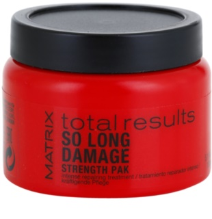 Matrix Total Results So Long Damage maschera ricostruttore con ceramidi