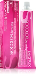 Matrix Socolor Beauty tinte de pelo nutritivo