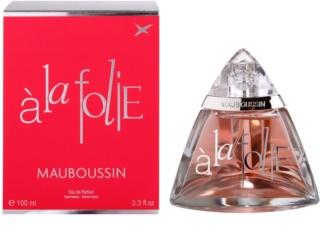 Mauboussin A la Folie eau de parfum pour femme