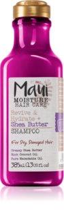 Maui Moisture Revive & Hydrate + Shea Butter hydratační a revitalizační šampon pro suché a poškozené vlasy
