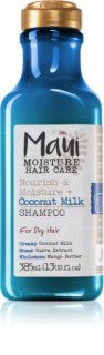 Maui Moisture Nourish & Moisture + Coconut Milk hydratační šampon pro suché vlasy