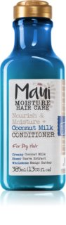 Maui Moisture Nourish & Moisture + Coconut Milk hydratační kondicionér pro suché vlasy