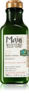 Maui Moisture Thicken & Restore + Bamboo Fibers  posilující šampon pro křehké vlasy