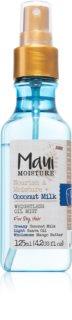Maui Moisture Nourish & Moisture + Coconut Milk хидратиращ спрей за коса с кокосово масло