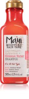 Maui Moisture Lightweight Hydration + Hibiscus Water шампоан за всички видове коса