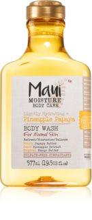 Maui Moisture Lightly Hydrating + Pineapple Papaya зволожуючий гель для душу