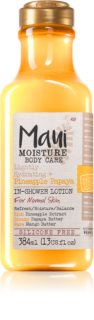 Maui Moisture Lightly Hydrating + Pineapple Papaya душ мляко за тяло