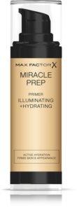 Max Factor Miracle Prep feuchtigkeitsspendender Primer unter dem Make-up