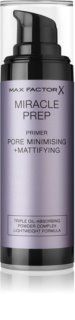 Max Factor Miracle Prep mattierende Primer Make-up Grundierung strafft die Haut und verfeinert Poren