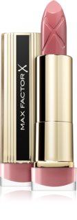 Max Factor Colour Elixir 24HR Moisture hydratisierender Lippenstift