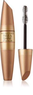 Max Factor Rise & Shine mascara volume et courbe