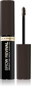 Max Factor Brow Revival máscara de pestañas especial para cejas