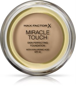 Max Factor Miracle Touch hydratisierendes cremiges Make-up SPF 30