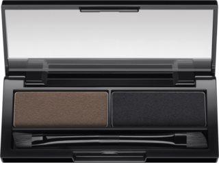 Max Factor Real Brow Duo Kit paletka pudrových stínů na obočí