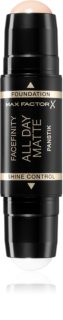 Max Factor Facefinity All Day Matte Panstik fondotinta e primer in bastoncino