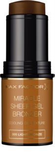 Max Factor Miracle Sheer Gel bronzer u gelu u sticku