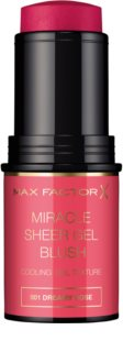 Max Factor Miracle Sheer Gel rumenilo u sticku